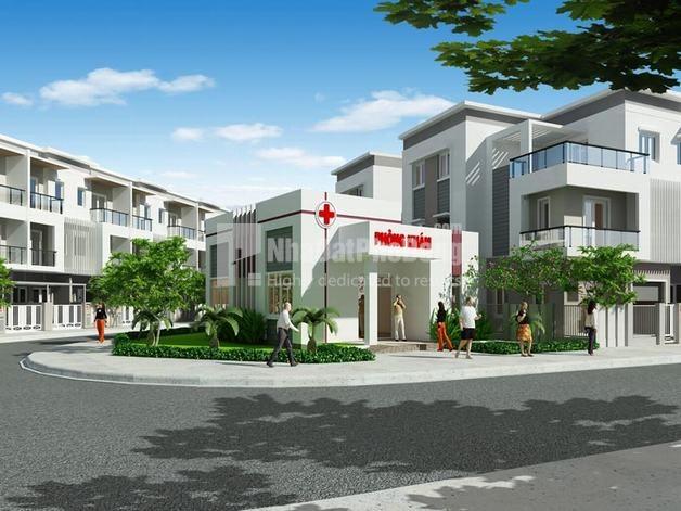 Nhà phố liền kề biệt lập Mega Village | 6