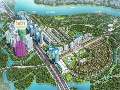 Căn Hộ Sadora Apartment - Khu Đô Thị Sala