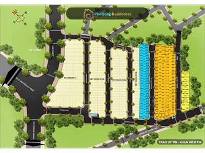 Đất nền dự án Phố Đông Residences