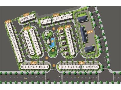 Nhà phố, biệt thự Golf Park Residence Quận 9