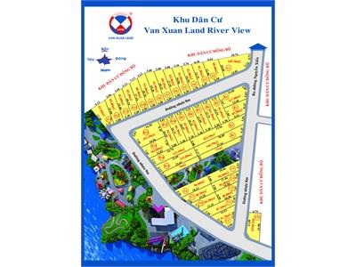Đất nền dự án Vạn Xuân Land - Nguyễn Xiển Quận 9