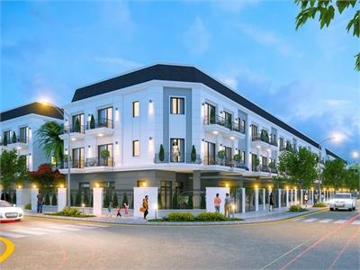 Nhà phố Symbio Garden Tân Phú Quận 9