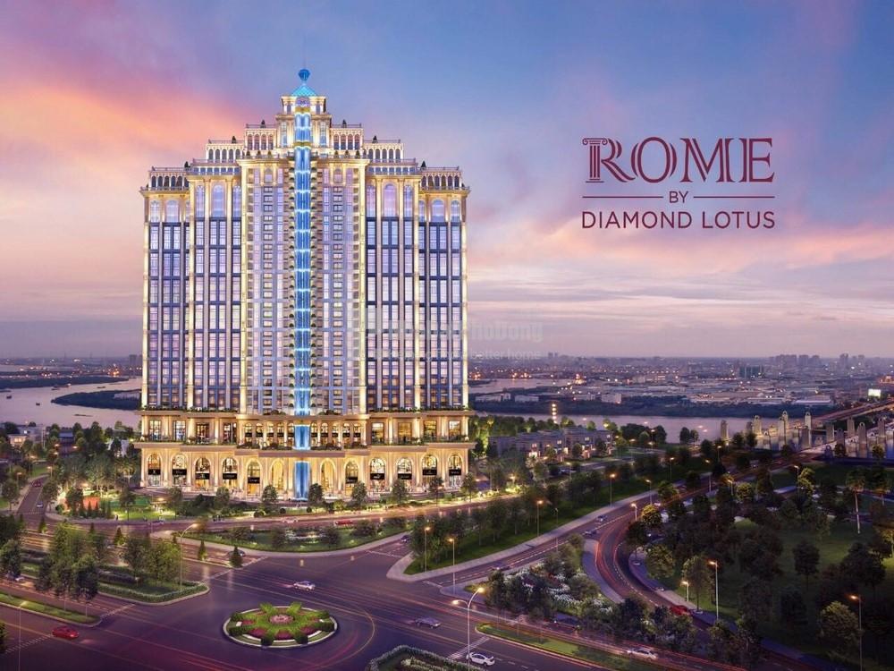Căn hộ Rome by Diamond Lotus Quận 2 | 1