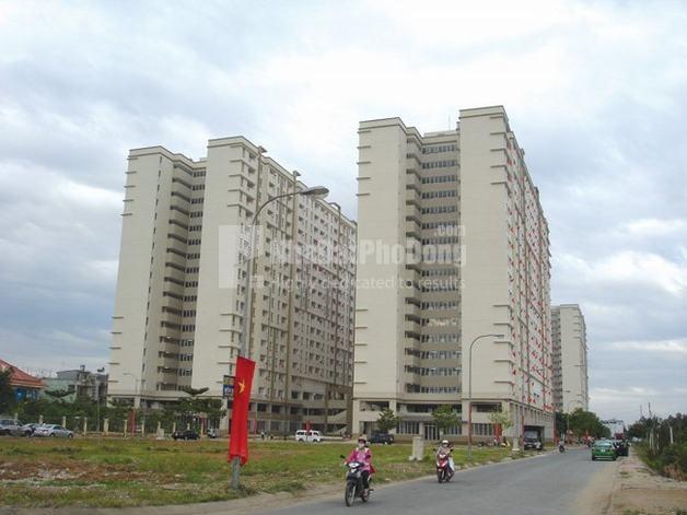 Chung cư Bình Minh | 2