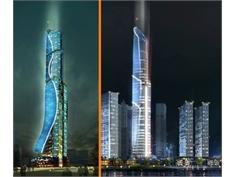 Tòa nhà cao nhất Việt Nam của dự án Vinhomes Central Park