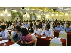 Chủ Đầu tư Vinhomes Giới thiệu Dự án Vinhomes Central Park Tân Cảng cho cộng đồng môi giới Thành phố Hồ Chí Minh
