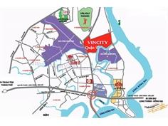 Vị trí và địa chỉ dự án Vincity Quận 9