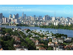 Quận 2- điểm sáng an cư và đầu tư bất động sản tại thành phố Hồ Chí Minh