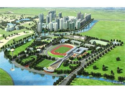 Đề xuất Khu Liên hợp thể thao Rạch Chiếc vào nhóm A đầu tư sử dụng ngân sách nhà nước