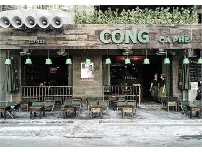 Top 5 quán cafe ấn tượng ở Sài Gòn