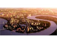 Qui hoạch sử dụng đất Thủ Thiêm - Phố Đông tương lai của Sài Gòn