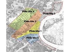 5 phân khu trung tâm thành phố Hồ Chí Minh