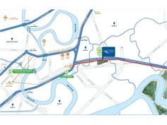 Đường song hành Cao tốc Long Thành DG từ Mai Chí Thọ đến Vành đai 2