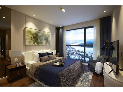 Trải nghiệm phong cách thượng lưu nhà mẫu căn hộ Q2 Thảo Điền