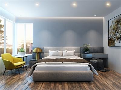 Nhà mẫu căn hộ Safira Khang Điền Quận 9