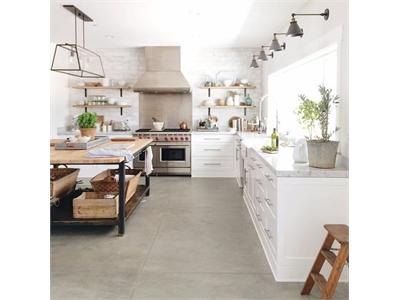 Ý tưởng thiết kế sàn nhà mới lạ cùng vật liệu Bê Tông