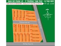 Bán đất nền khu dân cư Bình Phú Quận Thủ Đức