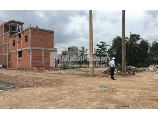 Bán đất nền khu dân cư Trường Thọ Housing Estate | 2