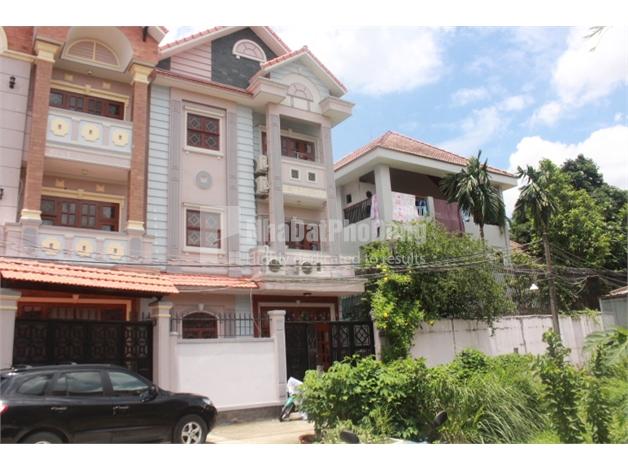 Bán nhà phố giá rẻ đường Trần Não Quận 2 | 1