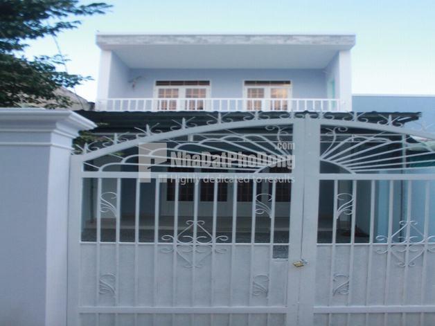 Bán nhà phố đường Nguyễn Duy Trinh Quận 2. | 1