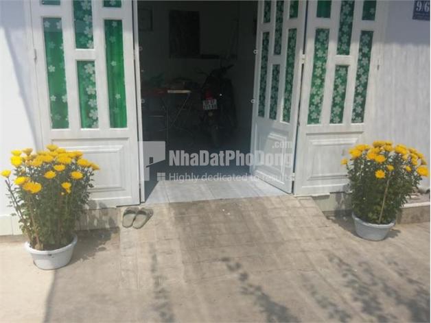 Bán nhà riêng tại phường Phước Long B Quận 9. | 1