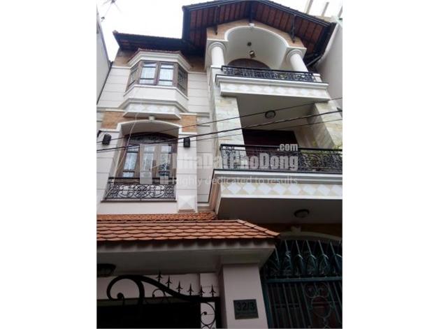 Bán căn nhà mặt tiền đường Nguyễn Xí quận Bình Thạnh | 1