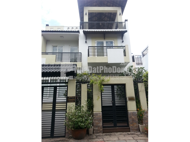 Bán nhà phố khu C - Khu đô thị An Phú An Khánh Quận 2   1