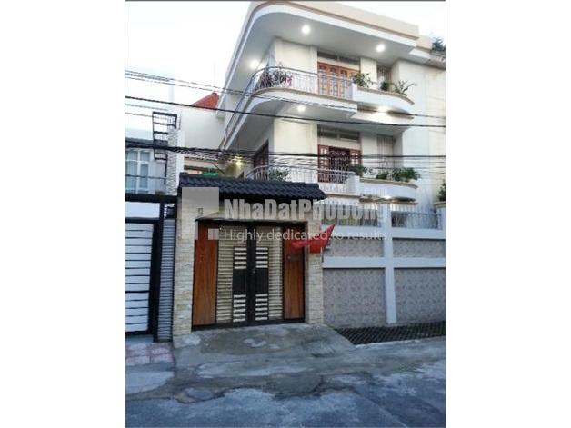 Bán biệt thự Villa tại đường Nguyễn Xí Quận Bình Thạnh | 2