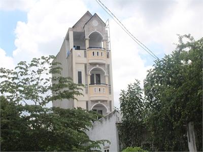 Bán nhà phố gần  bệnh viện quận 2, phường Bình Trưng Đông.