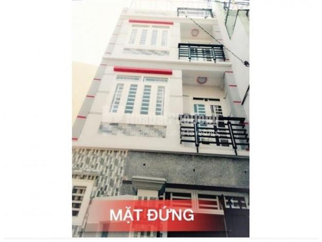 Bán nhà phố mới đường Hoàng Hoa Thám Quận Bình Thạnh | 3