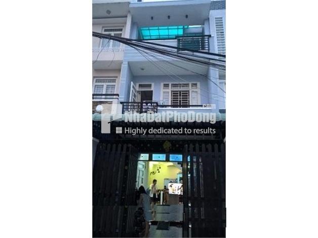 Bán nhà phố đường 13 phường Bình Trưng Tây Quận 2. | 3