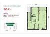 Bán căn hộ The Botanica 2 phòng ngủ Quận Tân Bình   3
