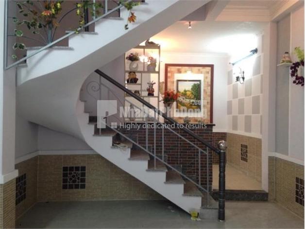 Bán nhà phố giá tốt đường Nơ Trang Long Quận Bình Thạnh | 3
