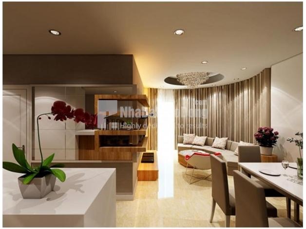 Bán căn hộ 2 phòng ngủ chung cư An Khang Quận 2 | 4