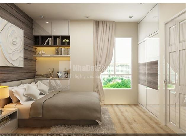 Bán căn hộ Vista Verde 2 phòng ngủ hướng Nam. | 5