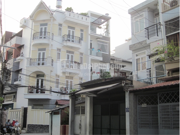 Bán biệt thự Mini Nơ Trang Long  Quận Bình Thạnh | 3