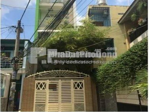 Bán nhà phố Nguyễn Trung Trực Quận Bình Thạnh | 2