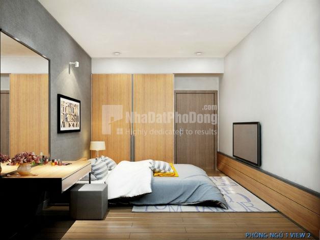Bán căn hộ The Sun Avenue 1 phòng ngủ hướng Đông Nam. | 6