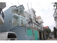 Bán Nhà Đường Nguyễn Trung Nguyệt (4,3 x 12,3) 2 MT Đẹp, Quận 2