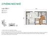 Bán căn hộ Estella Heights 2 phòng ngủ nhỏ Quận 2 | 6