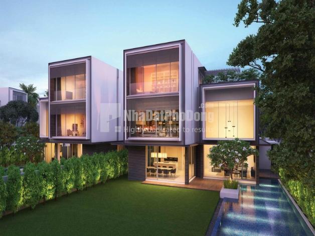 Bán biệt thự hồ bơi Holm Villas Thảo Điền Quận 2 | 9
