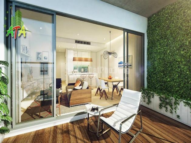 Bán căn hộ 4 phòng ngủ dự án GateWay hướng Bắc Quận 2 | 8