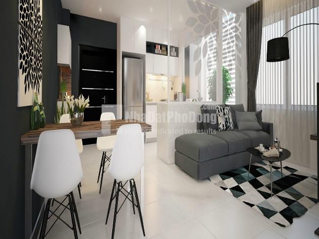 Bán căn hộ 2 phòng ngủ hướng Đông Nam Soho Riverview Quận Bình Thạnh | 5