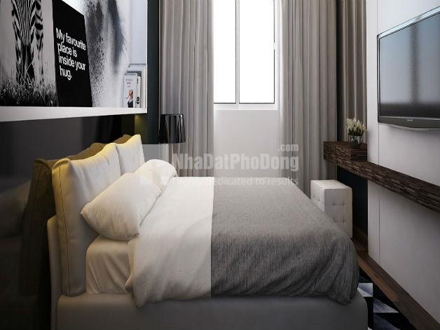 Bán căn hộ 2 phòng ngủ hướng Tây Nam Soho Riverview Bình Thạnh | 5
