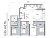 Bán căn hộ 4 phòng ngủ The Park 1 hướng Đông Nam Quận Bình Thạnh. | 5
