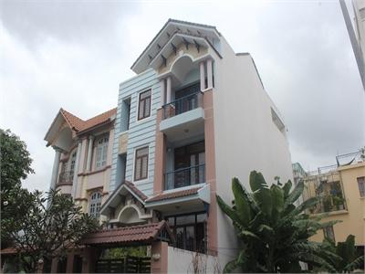 Bán biệt thự Mini(7x20) ngay UBND Phường An Phú, Quận 2.