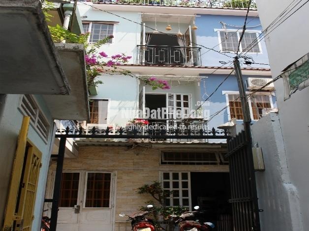 Bán nhà mặt tiền đường Trần Bình Trọng Quận Bình Thạnh  | 3