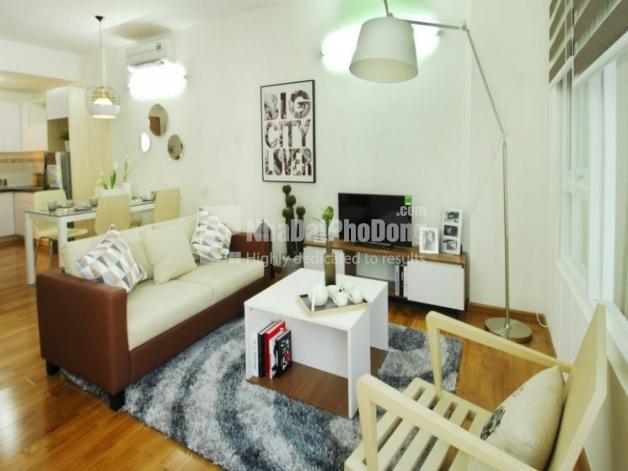 Bán căn hộ hướng Tây 2 phòng ngủ Flora Anh Đào Quận 9 | 2
