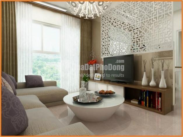 Bán căn hộ 2 phòng ngủ Flora Anh Đào giá tốt | 4