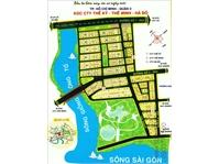 Bán đất nền dự án Huy Hoàng view sông phường Thạnh Mỹ Lợi Quận 2